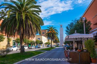Cosa visitare a Sabaudia - Baia D'Oro